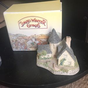 David winter vicarage cottage